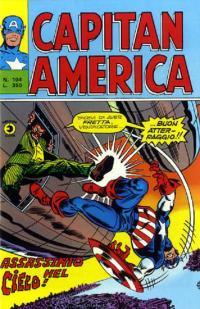 Capitan America (1973) #104