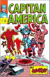 Capitan America (1973) #106