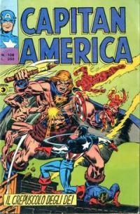 Capitan America (1973) #108