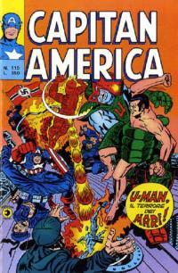 Capitan America (1973) #110