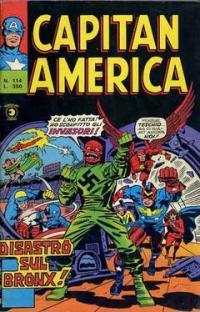 Capitan America (1973) #114