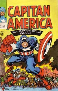 Capitan America (1973) #115