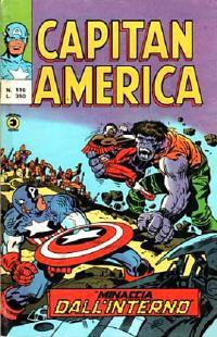 Capitan America (1973) #116