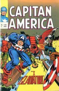 Capitan America (1973) #118