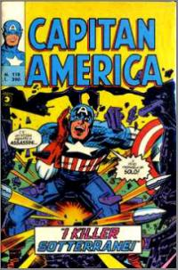 Capitan America (1973) #119
