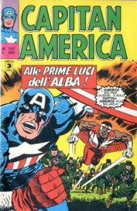Capitan America (1973) #122