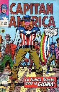 Capitan America (1973) #124