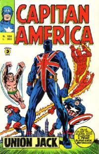 Capitan America (1973) #126