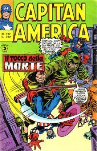 Capitan America (1973) #127