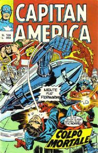 Capitan America (1973) #128