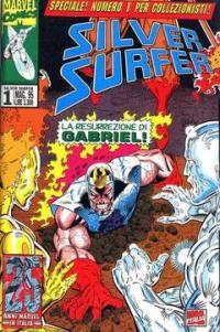 Silver Surfer (1995) #001
