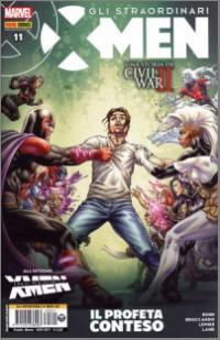 Incredibili X-Men (1994) #321