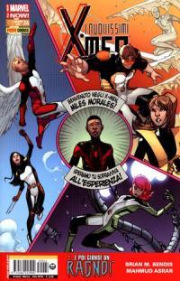 Nuovissimi X-Men (2013) #024