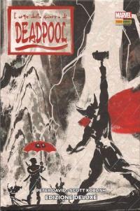 Arte Della Guerra Di Deadpool Edizione Deluxe (2017) #001