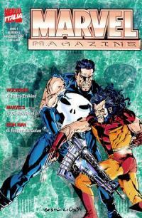 Marvel Magazine (1994) #005