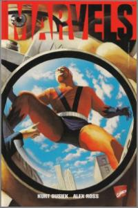 Marvels (1996) #001