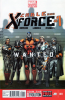 Cable And X-Force (2013) #001
