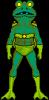 Frog Man [2]