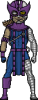 Deathlok Hawkeye