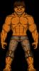 Orange Hulk