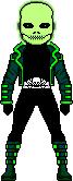 Blazing Skull [2]