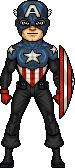 Captain America [10]