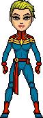 Captain Marvel [10][R]