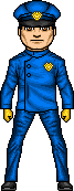 [NYPD Police Officer]