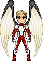Cosmic Angel