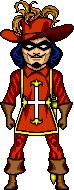 Crimson Cavalier