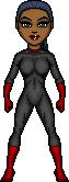 Crimson Commando [3]