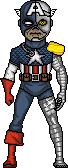 Deathlok Captain America