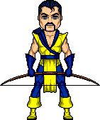 Golden Archer