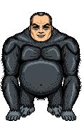 Gorilla-Man [3]