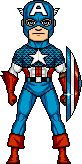 Captain America [3]