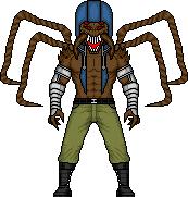 Tarantula [7]