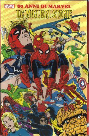80 Anni Di Marvel: Le Migliori Storie (2019) #001
