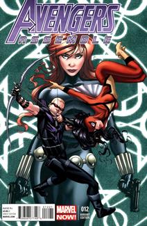 Avengers Assemble (2012) #012