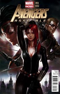 Avengers Assemble (2012) #013