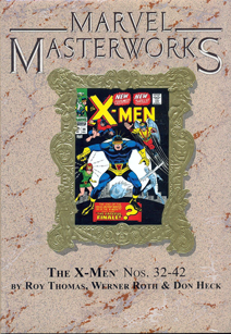Marvel Masterworks - X-Men (1987) #004