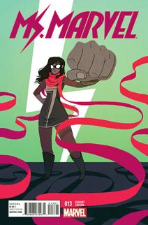 Ms. Marvel (2014) #013
