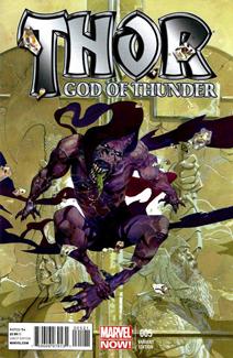 Thor: God Of Thunder (2013) #005