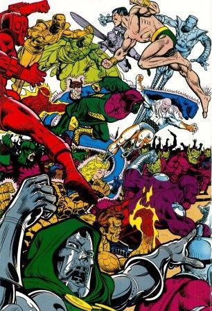 Fantastici Quattro (1988) #010