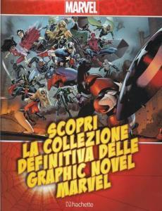 Collezione Definitiva Delle Graphic Novel Marvel (2018) #001