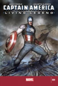 Captain America: Living Legend (2013) #004
