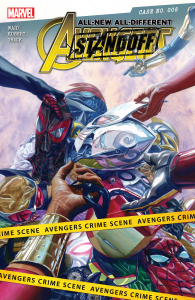 All-New, All-Different Avengers (2016) #008