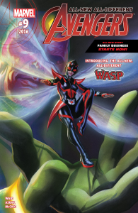 All-New, All-Different Avengers (2016) #009