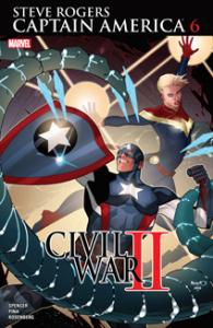 Captain America: Steve Rogers (2016) #006