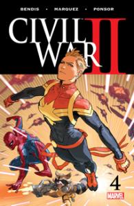 Civil War II (2016) #004