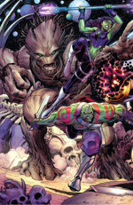Guardians of the Galaxy (2015) #019